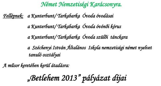 nemet_nemzetisegi_karacsony_2013