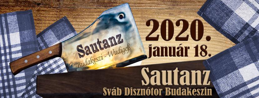 Sautanz 2020 sváb disznótor Budakeszin
